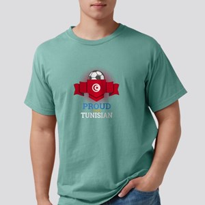 Football Tunisia Tunisians Soccer Team Spo T-Shirt