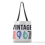 vintage Polyester Tote Bag