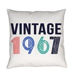vintage Everyday Pillow