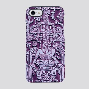 ANCIENT MAYAN ASTRONAUT CARVIN iPhone 7 Tough Case