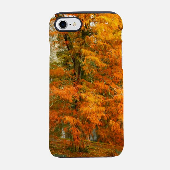 Willow in Autumn colors iPhone 7 Tough Case