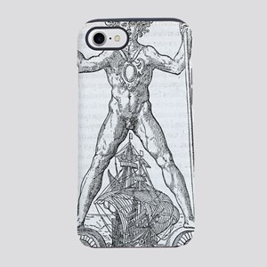 Colossus of Rhodes, 16th centu iPhone 7 Tough Case