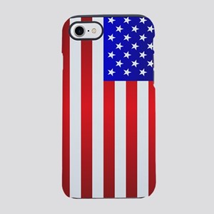 American Flag iPhone 7 Tough Case