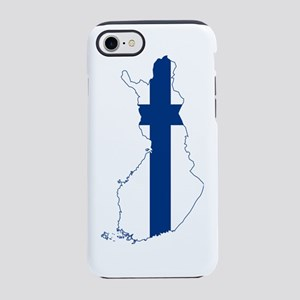 Finland iPhone 7 Tough Case