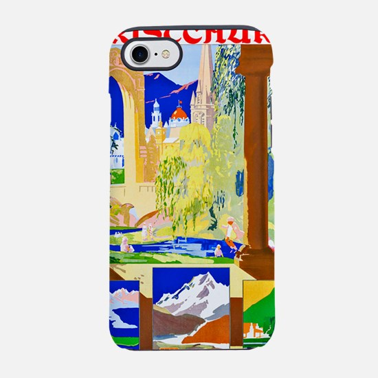 NewZealand1.png iPhone 7 Tough Case