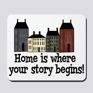 Home Story Mousepad