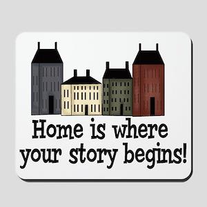Home Story Mousepad