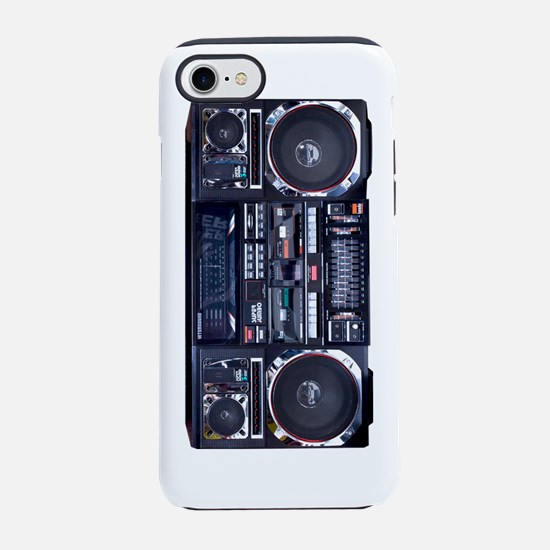 J1 Super Jumbo Boombox iPhone 7 Tough Case