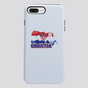 Football Worldcup Croat iPhone 8/7 Plus Tough Case