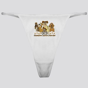 Obsessive Canine Disorder Classic Thong