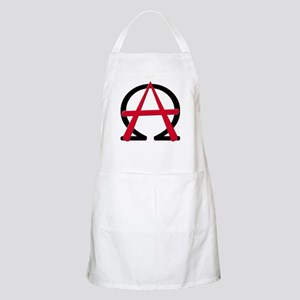 Christain Anarchy BBQ Apron