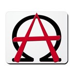 Christain Anarchy Mousepad