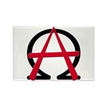 Christain Anarchy 10 Pack Rectangular Magnets
