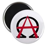 Christain Anarchy 100 Pack Round Magnets