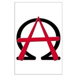 Christain Anarchy Large Poster