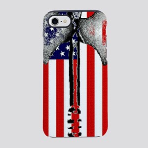 LabrysFlag12 iPhone 7 Tough Case