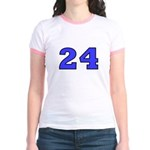 24 Jr. Ringer T-Shirt