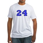 24 Fitted T-Shirt