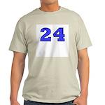 24 Ash Grey T-Shirt
