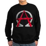 Christain Anarchy Sweatshirt (dark)