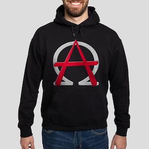 Christain Anarchy Hoodie (dark)