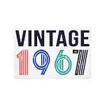 vintage 4' x 6' Rug