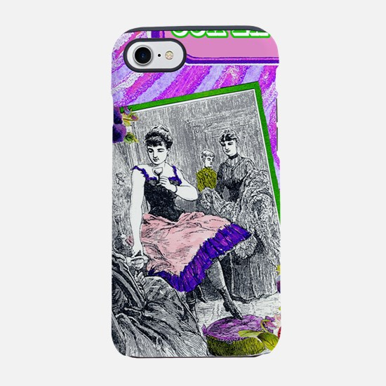 OohLaLaPhone.jpg iPhone 7 Tough Case