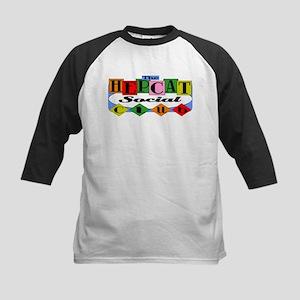 Hepcat Social Club Kids Baseball Jersey
