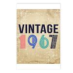 vintage Postcards (Package of 8)