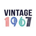 vintage Wall Decal