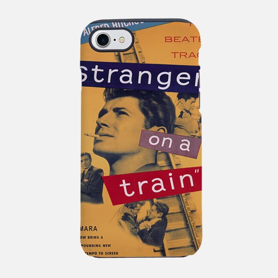 Strangers on A Train iPhone 7 Tough Case
