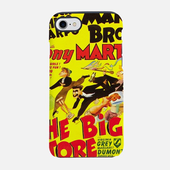 Marx Brothers The Big Store 3 iPhone 7 Tough Case
