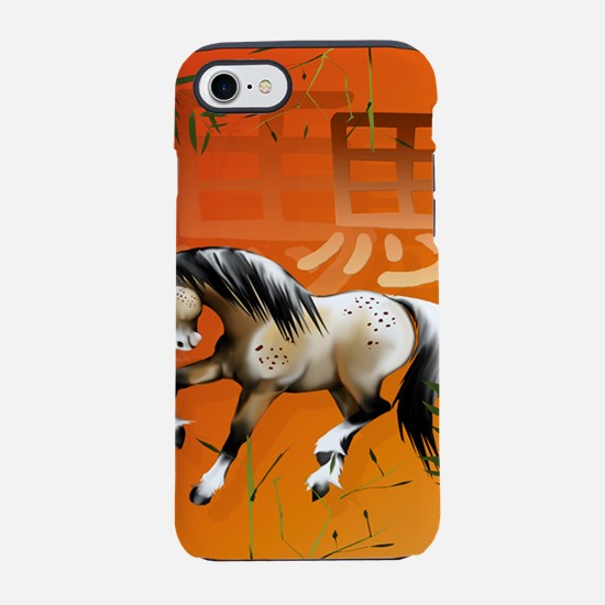 The Year Of The Horse iPhone 7 Tough Case