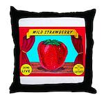 Produce Sideshow Throw Pillow