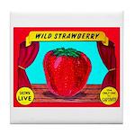 Produce Sideshow Tile Coaster