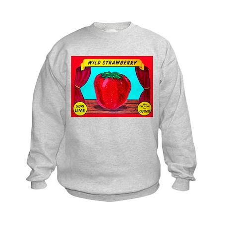 Produce Sideshow Kids Sweatshirt