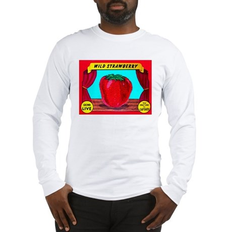 Produce Sideshow Long Sleeve T-Shirt