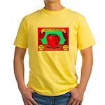 Produce Sideshow Yellow T-Shirt