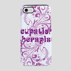 occupational therapist swirl.p iPhone 7 Tough Case