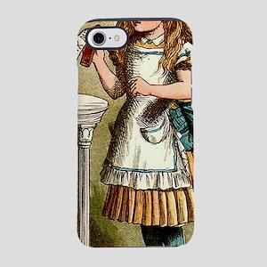 Alice in Wonderland - Drink Me iPhone 7 Tough Case
