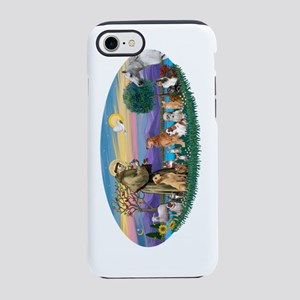 Journal-St Francis (Ov-H) - do iPhone 7 Tough Case
