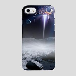 Apollo 11 Moon landing, artwor iPhone 7 Tough Case
