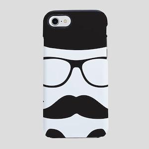 Original Hipster iPhone 7 Tough Case