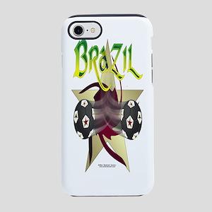 Bottle_BrazilStarSoccer iPhone 7 Tough Case