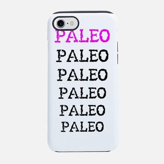Paleo Paleo iPhone 7 Tough Case
