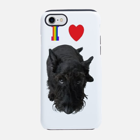 Smitty loves you iPhone 7 Tough Case