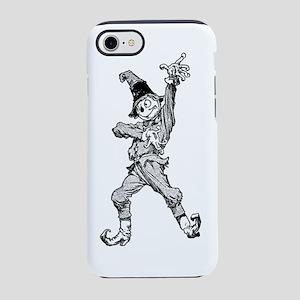 Scarecrow Dancing Disco Style iPhone 7 Tough Case