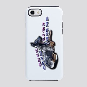 HEELER POEM TRNSPRNT - Copy.pn iPhone 7 Tough Case