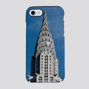 Chrysler Building spire iPhone 7 Tough Case