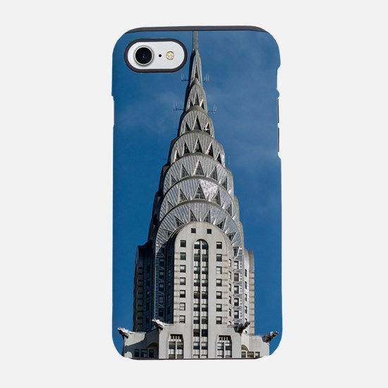 Chrysler Building spire iPhone 7 Tough Case
